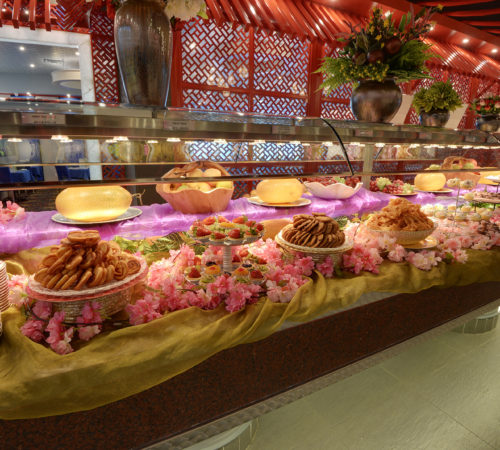 Galley Dessert