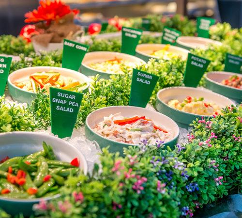 Kingston-Salad