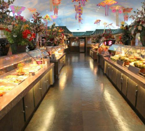 Newmarket-Buffets