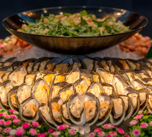Orleans-Mussels