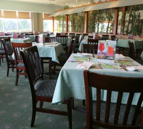 Dine-In-Tables