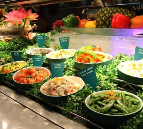 Yonge-Salad