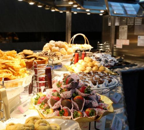 buffets food items