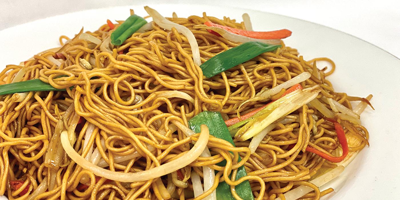 Plain Soft Noodles