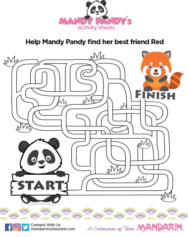 Mandarin Kids Activity